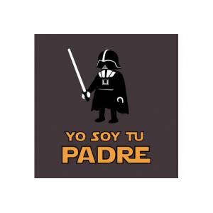 Camiseta Yo soy tu padre -...