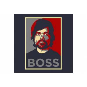 Camiseta Boss - Juego de...