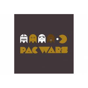 Camiseta Pac Wars Rebel -...