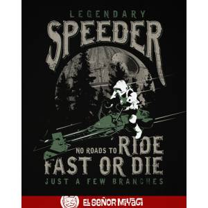Camiseta Speeder - Star Wars
