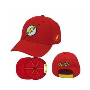 Gorra Flash - DC Comics