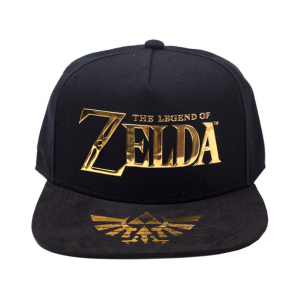 Gorra Legend of Zelda dorado