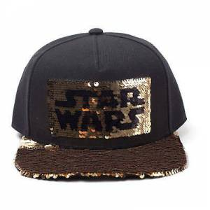 Gorra Star Wars brillo