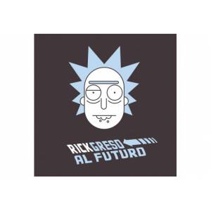 Camiseta Rickgreso al futuro