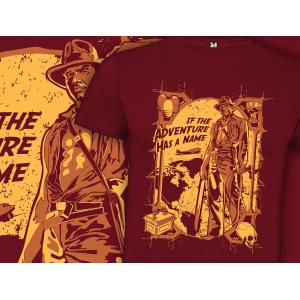 Camiseta Adventure -...
