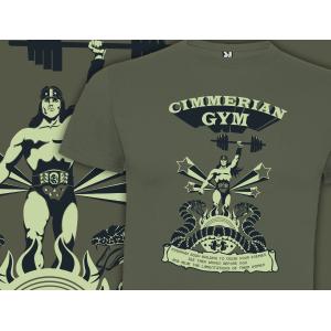 Camiseta Cim Gym - Conan El...