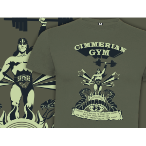 Camiseta Cim Gym