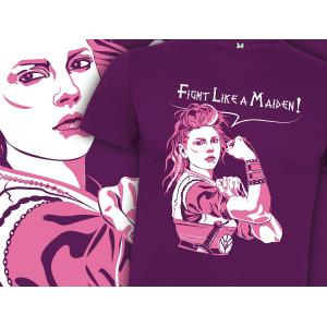 Camiseta Maiden