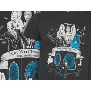 Camiseta Pandórica - Dr Who