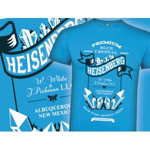 Camiseta Premium blue -...