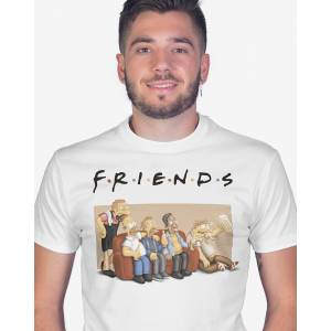 Camiseta Friends - Los...