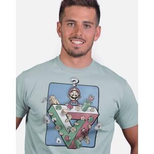 Camiseta Imposible Mario -...